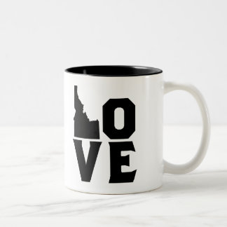 Love Idaho Mug