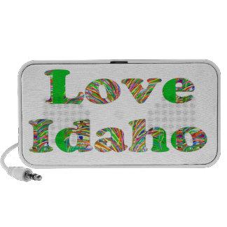 LOVE IDAHO PORTABLE SPEAKER