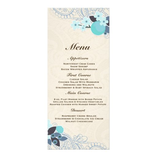 Love in Bloom – Lace & Burlap Personalized Announcements