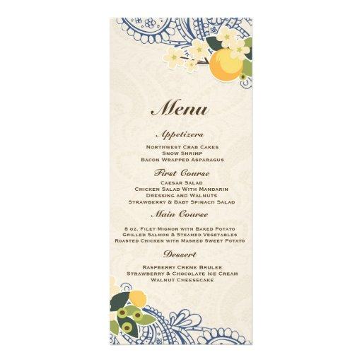 Love in Bloom – Lace & Burlap Invitation