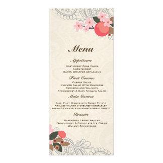 Love in Bloom – Lace & Burlap Invitations