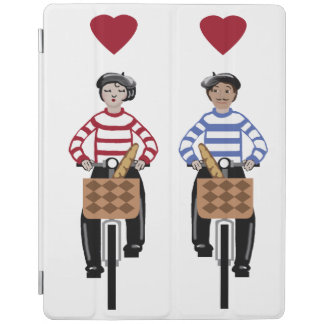 Love in France iPad Cover