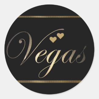 Love in Las Vegas Sticker
