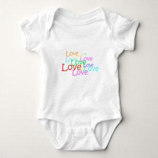 Love in Neon Tots T-shirt