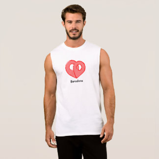 Love in... sleeveless shirt