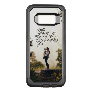 Love in the Air OtterBox Commuter Samsung Galaxy S8 Case