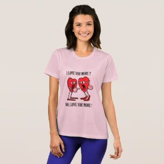 'Love in the air' Sport-Tek Competitor T-Shirt