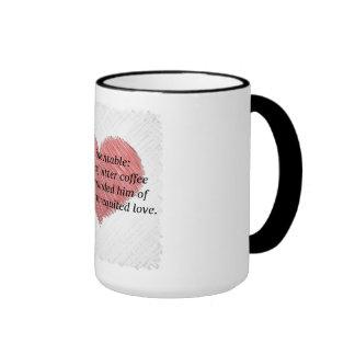 Love in the Time of Cholera Mug Coffee Mugs