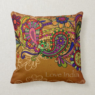 Love India Cushion