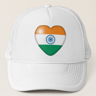 Love India Trucker Hat