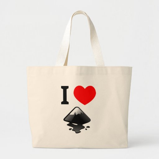 Love Inkscape? Show it! Tote Bags