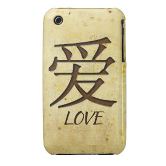 Love iPhone 3G/3GS Case Mate Barely There iPhone 3 Cases