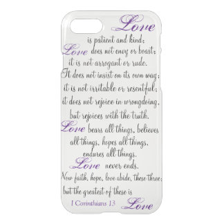 Love iPhone 8/7 Case