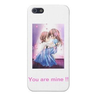 Love iPhone 5/5S Case