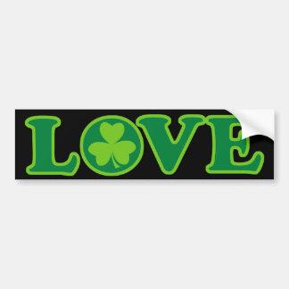 Love Ireland Bumper Stickers