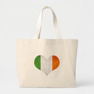Love Ireland Jumbo Tote Bag