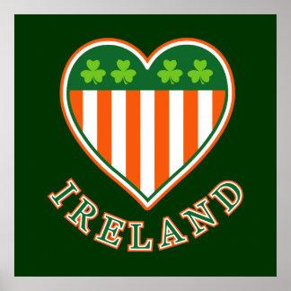 Love Ireland Print