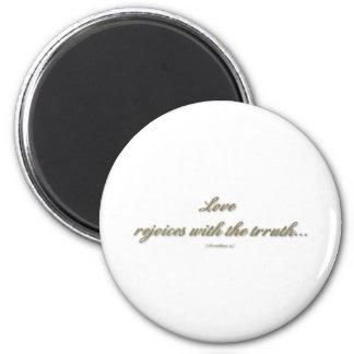 Love is 1 Corinthians 13 Magnets