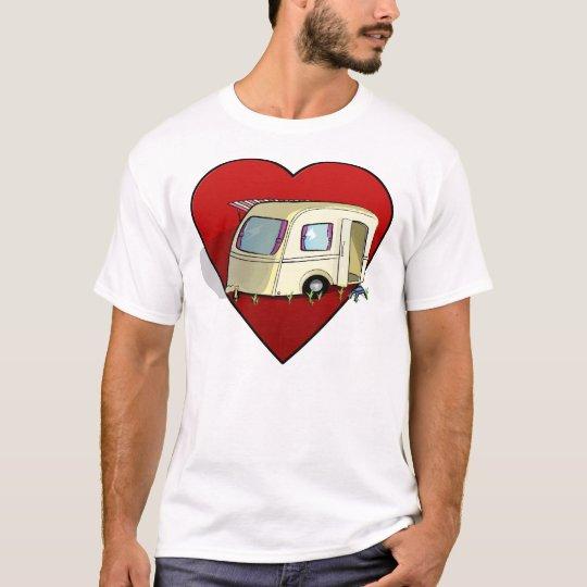 Love Is..a Caravan T-Shirt