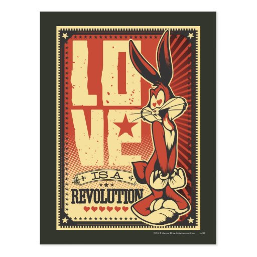 Love is a Revolution Post Cards