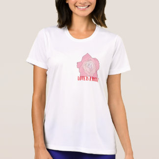 love is a rose T-Shirt