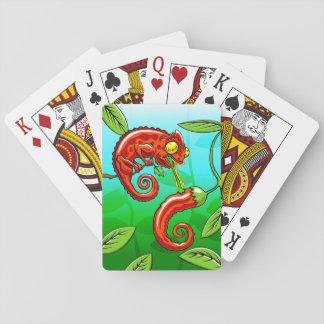 love is blind - chameleon fail poker deck