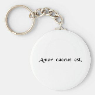 Love is blind keychains
