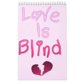 Love Is Blind Wall Calendars