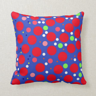 Love Is Colorful Valentine's Day Pillow Throw Cushions