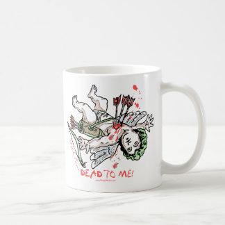 Love is Dead to Me Anti Love Gear Coffee Mugs