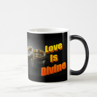 Love Is Divine Heat-Sensitive Mystery Mug