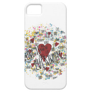 Love is everywhere iPhone 5 case