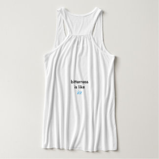 Love is fire tank top