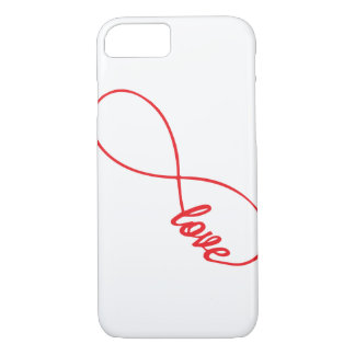 Love is Forever iphone Case