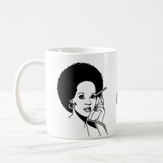 Love is gender blind basic white mug