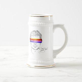 Love Is Gender Blind Beer Steins