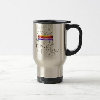 Love Is Gender Blind Coffee Mug