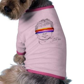 Love Is Gender Blind Doggie Shirt