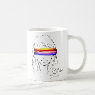 Love Is Gender Blind Coffee Mugs
