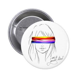 Love Is Gender Blind Pin