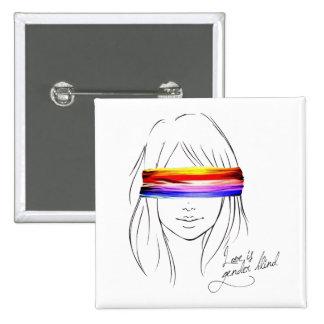 Love Is Gender Blind Pins