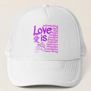 Love Is ... hat - choose color 168694497198