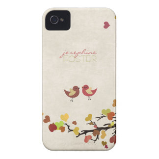 Love is in the air iPhone 4 cover