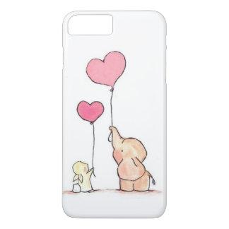 Love is in the air iPhone 8 plus/7 plus case