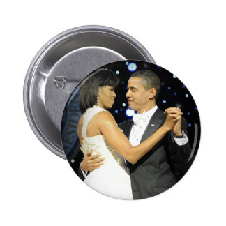 Love is in the Air, The First Couple Dancing II 6 Cm Round Badge