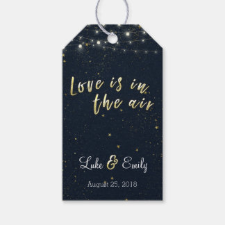 Love is in the Air Wedding Favor