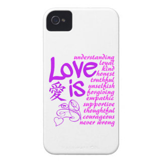 Love Is ... iPhone 4 Case-Mate, customizable iPhone 4 Cases