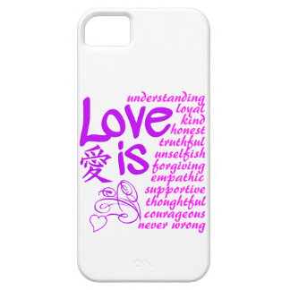 Love Is ... iPhone Case-Mate, customizable iPhone 5 Cover