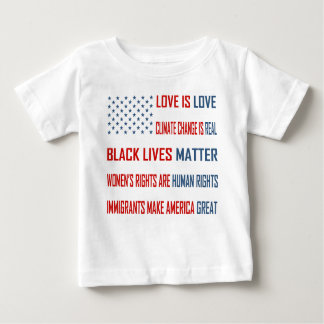Love is Love Baby Jersey T-Shirt
