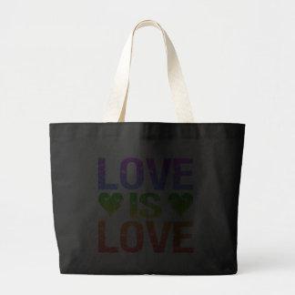 Love is Love bag - choose style